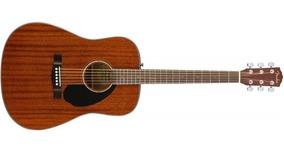 Fender Cd-60s All Mahogany Caoba Acustica Id - Soundgroup