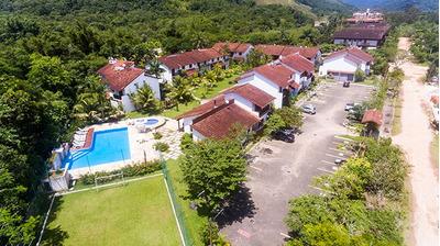 Casa Condomínio Fechado Em Ubatuba - Praia De Maranduba