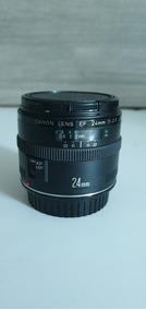 Lente Canon 24mm 2.8 Full Frame