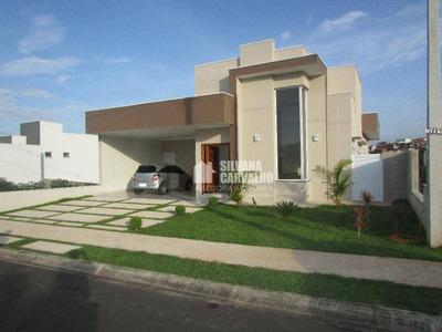 Casa À Venda No Condomínio Mirante Dos Ypês Em Salto. - Ca5823