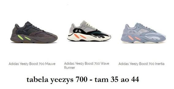 Yeezy 700 - Vários Modelos