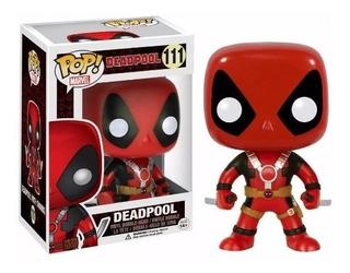 Funko Pop Deadpool #111 #deadpool