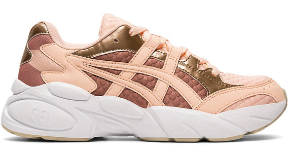 Zapatillas Lifestyle Asics Gel-bnd Mujer 1022a189 In