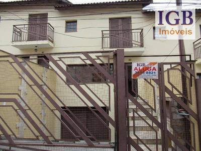 Sobrado Com 3 Dormitórios Para Alugar, 100 M² Por R$ 2.200/mês - Imirim - São Paulo/sp - So0320