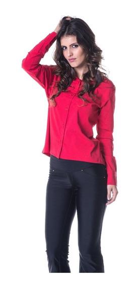 Camisa Feminina Básica Lançamento 185