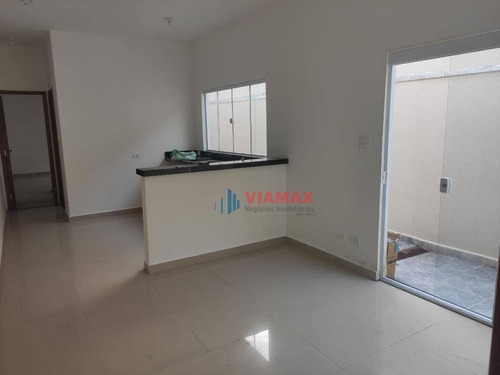 Imagem 1 de 12 de Casa Com 2 Dormitórios À Venda, 70 M² Por R$ 360.000 - Jardim Satélite - São José Dos Campos/sp - Ca0727