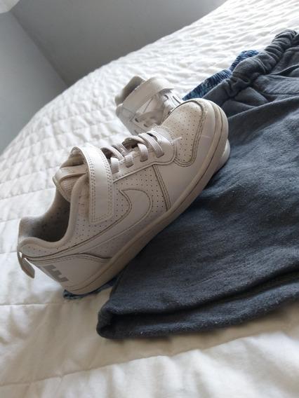 Zapatillas Nike Unisex Blancas