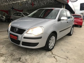 Volkswagen Polo Sedan 1.6 Mi 8v Total Flex, Enf7170