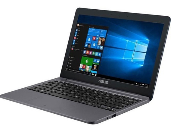 Notebook Asus Intel Dual Core 4gb 32gb - Barato