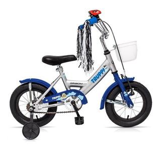 Bicicleta Gribom R.12 Truppi Varon Modelo 3012v