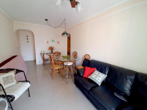 Imagem 1 de 13 de Apartamento Com 2 Dormitórios À Venda, 70 M² Por R$ 470.000,00 - Pitangueiras - Guarujá/sp - Ap11314