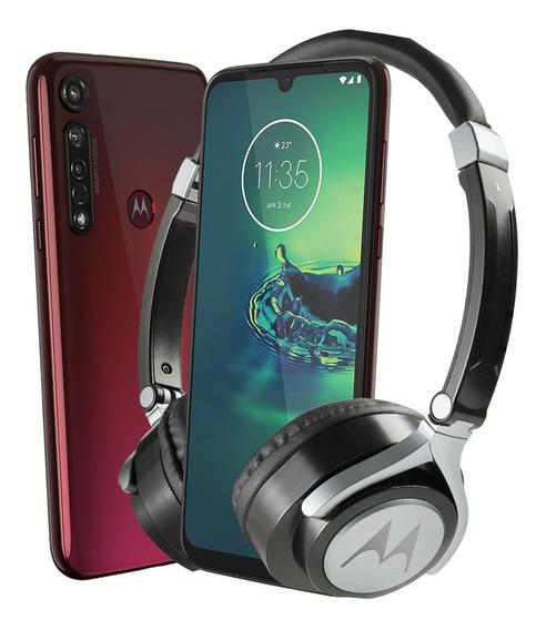 Celular Motorola Moto G8 Plus + Regalo Audifonos Pulse 2