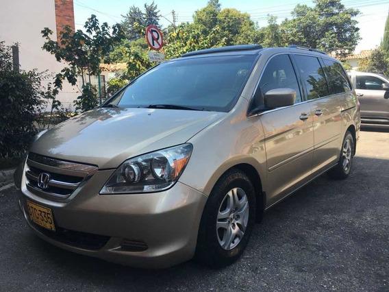 Honda Odyssey 2006 3.5 Exl