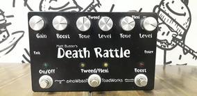 Pedal Death Rattle Toadworks - Fender Marshall Distortion