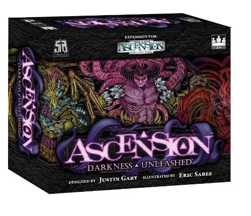Ascension: Darkness Unleashed Juego