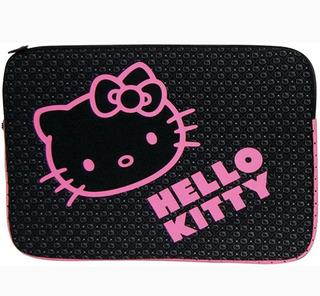 Funda Hello Kitty Para Computadora De 9 A 11 Pulgadas