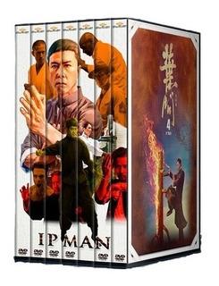 Ip Man Colección Películas Dvd