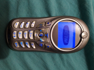 Celular Motorola C115