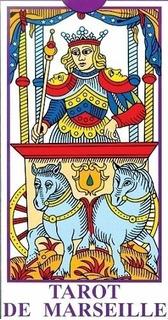 Tarot De Marseille (tarot De Marsella De Jodorowsky)