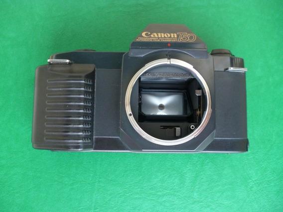 Canon T50 Funcionando + Lente 50mm