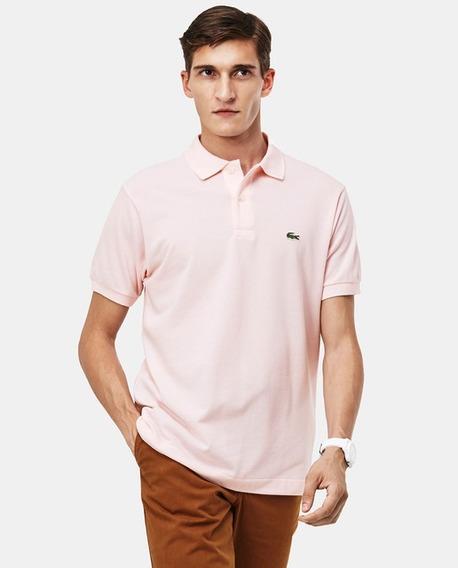 Camiseta Polo Lacoste Regular/classic Fit - Originais
