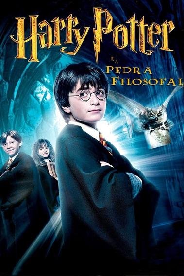Filme Harry Potter Completo - 8 Filmes Dublado Envio Digital