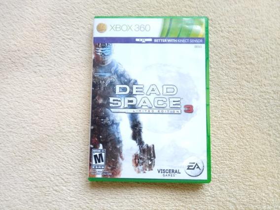 Jogo Dead Space 3 Xbox 360 Original