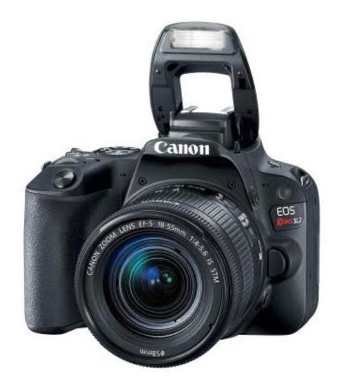 Camera Dlsr Canon Eos Rebel T5i + Acessórios * Sem Detalhes