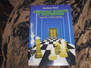 Ajedrez Basico Y Superior Libro Fisico Luciano Turci