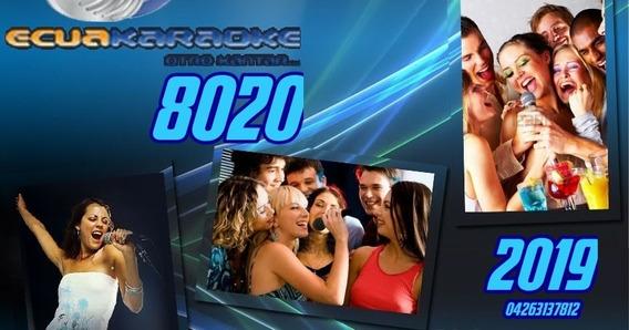 Ecuakareoke 2019 (8020) Y Poco Mas Por Torrent Y Link