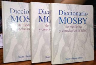 Diccionario Mosby De Medicina Y Cs De La Salud