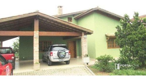 Chácara Com 3 Dormitórios À Venda, 4000 M² Por R$ 1.180.000,00 - Lagoa - Itapecerica Da Serra/sp - Ch0066