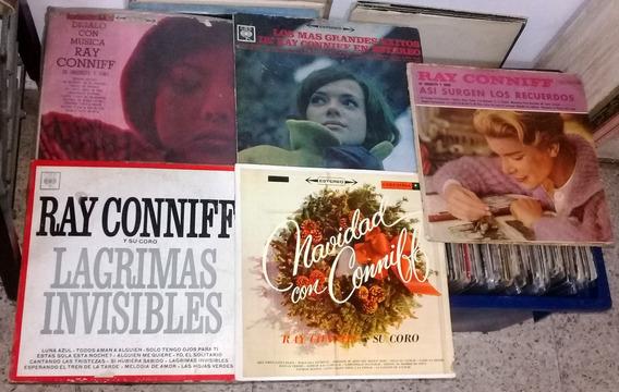 Lote X 5 Cinco Discos Lp Vinilo Ray Conniff