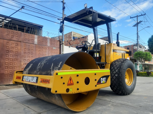 Vibrocompactador Caterpillar 533c - 10 Toneladas