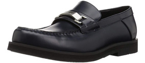 Zapatos Mocasin Calvin Klein Leather Para Hombre