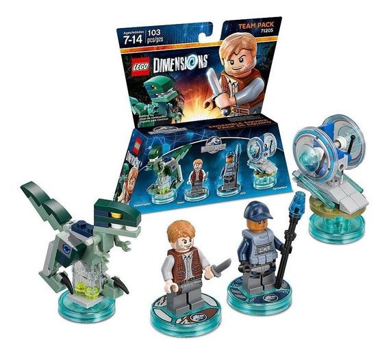 Lego Dimensions Team Pack- Jurassic World