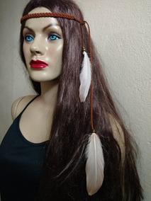 Headband Tiara Penas 4em1 - Tiara,colar,bracelete,prendedor