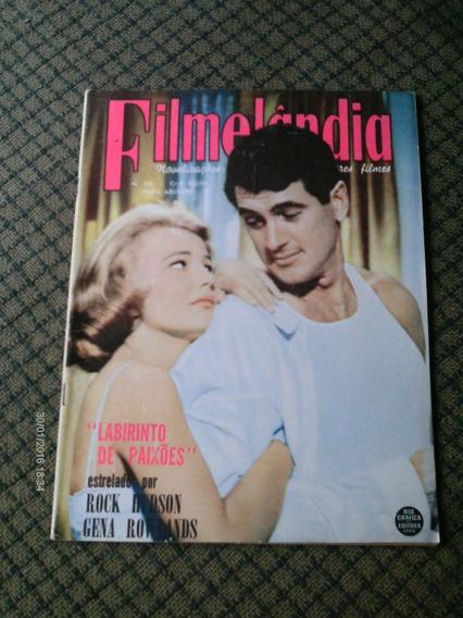 Filmelandia N. 96 Novembro De 1962 - Leia O Anuncio ...