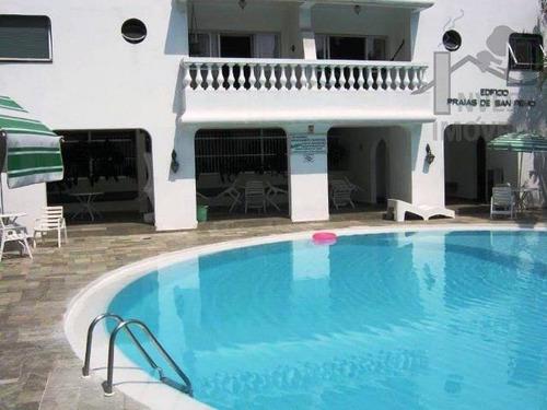 Cod 4921 - Maravilhoso Apartamento No Guaruja. - 4921