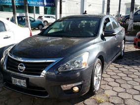 Nissan Altima 2.5 Advance Navi Piel Qc Cvt