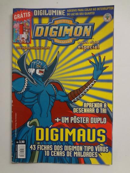 Revista Digimon Especial Nº 1