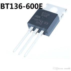 Triac Bt136 Bt136-600 Bt136-600e * Original (10 Peças)