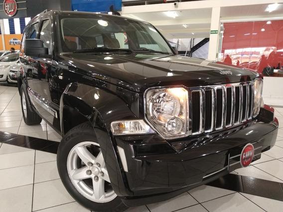 Jeep Cherokee Limited V6 3.7 4x4 2012 - Preto