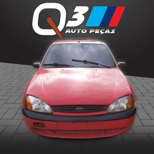 (18) Sucata Ford Fiesta Gl 1.0  2002 (retirada Peças)