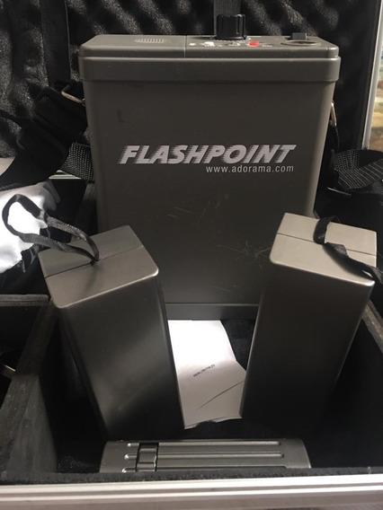 Vendo Flash Fotografico Portatil Adorama Como Nuevo
