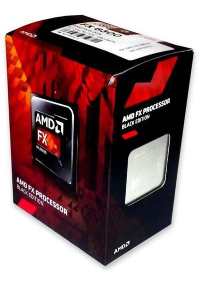 Processador Amd Am3+ 6 Núcleos Fx 6300 3.5 Ghz Black Edition