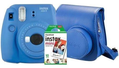 Instax Mini 9 Fujifilm - Acessórios Com