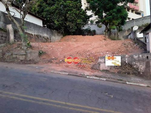 Imagem 1 de 2 de Terreno Residencial/ Comercial - Jardim Tereza - Te3050