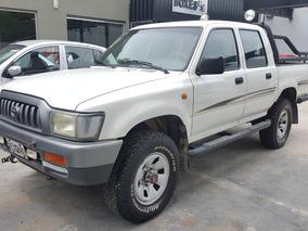 Toyota Hilux 3.0 D/cab 4x4 D Dx 2001!!