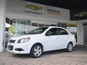 2016 Chevrolet Aveo Aveo, Lt Paq. C Aut,